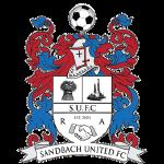 Sandbach United FC Badge