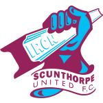 Scunthorpe United FC Badge