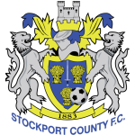 Stockport County FC Badge