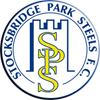Stocksbridge Park Steels FC Badge