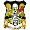 Three Bridges FC logo