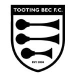 Tooting Bec FC Badge
