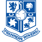 Card Stats for Tranmere Rovers FC