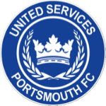 United Services Portsmouth FC Badge