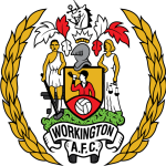 Workington AFC Badge