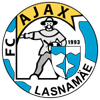 FC Ajax Lasnamae Badge
