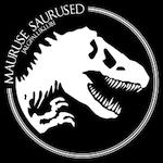 JK Mauruse Saurused Badge