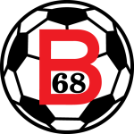 B68 Toftir II Badge