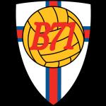 B71 Sandoy Badge