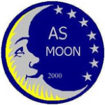 AS Moon Badge