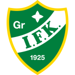 GrIFK Grankulla Badge
