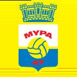 Myllykosken Pallo -47 Badge