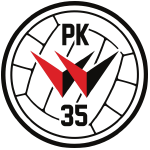 Pallokerho-35 ry Badge