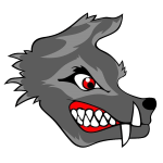SC Wolves Badge