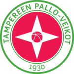 Tampereen Pallo-Veikot Badge
