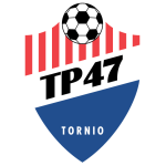 Tornion Pallo-47 Badge