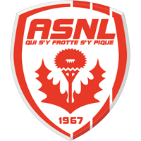 AS Nancy-Lorraine Badge