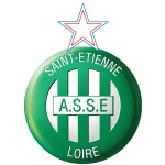 AS Saint-Étienne Badge