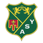 AS Yzeure Foot 03 Auvergne Badge