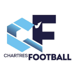 C' Chartres Football Logo