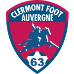 Clermont Foot 63 Badge