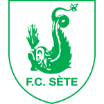 FC Sète 34 - National Stats