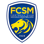 Card Stats for FC Sochaux-Montbéliard