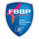 Football Bourg-en-Bresse Péronnas 01 Badge