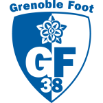 Grenoble Foot 38 Badge