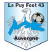 Le Puy Football 43 Auvergne Logo