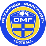Olympique Marcquois Football Badge