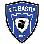 Card Stats for SC Bastia