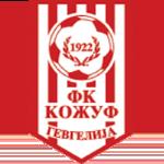 FK Kozuv Gevgelija - Second Football League Stats