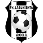 FK Labunishta Badge
