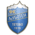 FK Ljuboten Tetovo  Badge