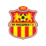 FK Makedonija Gjorče Petrov Badge