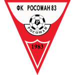 FK Rosoman 83 Badge