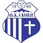 FK Skopje Badge