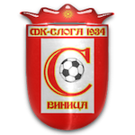 FK Sloga 1934 Vinica Badge