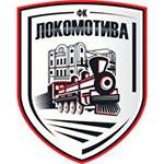 FK Tim Lokomotiva 2018 Gradsko Badge