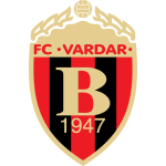 FK Vardar Skopje - First Football League Stats