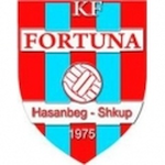 Fortuna Singelik Skopje Badge