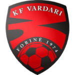 KF Vardar Forino Badge
