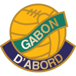 Gabon National Team Badge