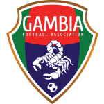 Gambia National Team Badge