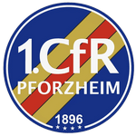 1. CfR Pforzheim Badge