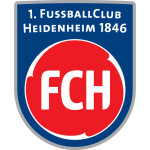 Card Stats for 1. FC Heidenheim 1846