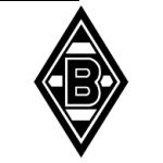 1. FC Mönchengladbach U19 Badge