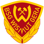 BSG Wismut Gera Badge