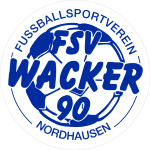 FSV Wacker 90 Nordhausen II Badge